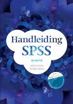 Handleiding SPSS, 2e editie met MyLab NL toegangscode - Johan Smits, Ronald Edens (ISBN 9789043034135)