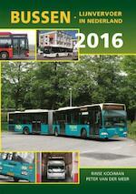 Bussen 2016 - Rinse Kooiman, Peter van der Meer (ISBN 9789059611689)