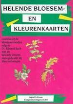 Helende bloesem- en kleurenkaarten set