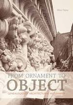 From Ornament to Object - Alina Payne (ISBN 9780300175332)