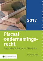 Fiscaal Ondernemingsrecht (ISBN 9789013140255)