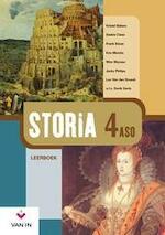 storia 4 aso - leerboek - Kristel e.a. Bekers (ISBN 9789030645955)
