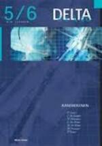 Delta 5/6 Kansrekenen (3/4u) (incl. cd-rom) - P. E.A. Gevers (ISBN 9789030178217)