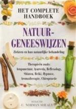 Het complete handboek natuurgeneeswijzen - C. Norman Shealy, Richard Thomas, Studio Imago (ISBN 9789038906577)