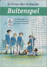 Buitenspel - Vivian den Hollander (ISBN 9789026997907)