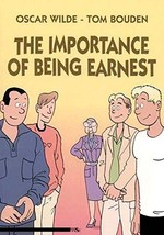 The importance of being Earnest - Oscar Wilde, Tom Bouden (ISBN 9783928983921)