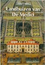 Landhuizen van De Medici - Gianni Carlo Sciolla, Niko van Wijk, Gerard M.L. Harmans (ISBN 9789061133919)
