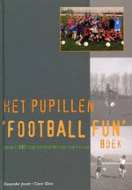 Het pupillen football fun boek
