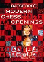 Batsford's Modern Chess Openings - Nick de Firmian (ISBN 9780713486568)