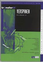 Tr@nsferW. Verspanen: Kernboek 2 - R.F.A. Sars (ISBN 9789042532526)