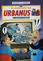 Snoeperdepoep - Willy Linthout, Urbanus (ISBN 9789002200878)