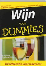 Wijn voor Dummies - E. MacCarthy, Mary Ewing-Mulligan (ISBN 9789043008860)