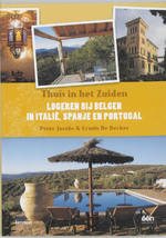 Logeren bij Belgen in Italie Spanje en Portugal - P. Jacobs, E. de Decker (ISBN 9789020964462)