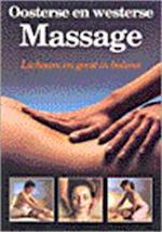 Oosterse en westerse massage - L. Lidell, Amp, A. de S. / Bouter Thomas (ISBN 9789023005803)
