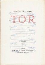 Tor - Gerard Walschap