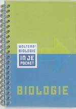 Wolters' Biologie in je pocket - J.Th. Boer (ISBN 9789001970710)