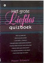 Het grote liefdes quizboek - Pepper Schwartz, Ellis Post Uiterweer (ISBN 9789044309256)