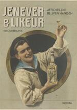 Jenever en likeur - Karl Scheerlinck (ISBN 9789492081704)