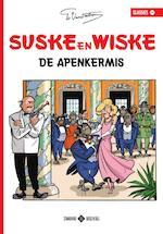 16 De Apenkermis - Willy Vandersteen (ISBN 9789002265983)