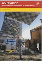 constructieleer utiliteitsbouw en vernieuwbouw - A.P.J. Korsten (ISBN 9789001150013)