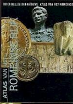 Atlas van het Romeinse Rijk - Tim Cornell, John Matthews, Graham Speake, A.R.A. van Aken (ISBN 9789051570311)