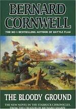 The bloody ground - Bernard Cornwell (ISBN 9780002253338)