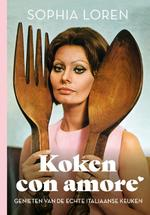 Koken con amore - Sophia Loren (ISBN 9789024586103)