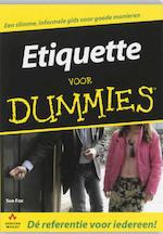 Etiquette voor Dummies - Sue Fox (ISBN 9789043010627)