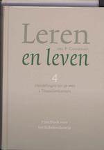 Leren en Leven 4 Handelingen tot en met 2 Thessalonicenzen - P. Cammeraat (ISBN 9789088651694)