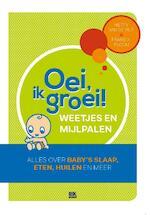 Oei, ik groei! Spreekuur op de bank - Frans X. Plooij (ISBN 9789021558851)