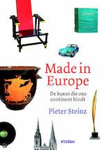 Made in Europe - Pieter Steinz (ISBN 9789046815540)