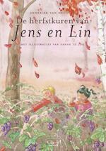 De herfstkuren van Jens en Lin - Anneriek van Heugten (ISBN 9789044811568)
