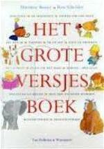 Het grote versjesboek - Marianne Busser, Ron Schroder (ISBN 9789026989636)