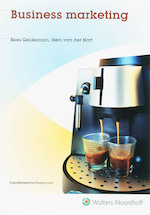 Business Marketing - K. Gelderman, H. Van Der Amp; Hart (ISBN 9789001700317)