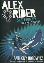 Skeleton Key graphic novel - Anthony Horowitz, Antony Johnston, Kanako, Yuzuru (ISBN 9789059242289)
