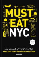 Must Eat NYC - Luc Hoornaert (ISBN 9789401451482)
