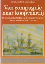 Van compagnie naar koopvaardij - E. S. van Eyck van Heslinga