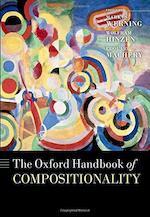 The Oxford Handbook of Compositionality - Markus Werning, Wolfram Hinzen, Edouard Machery (ISBN 9780199541072)