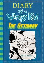 Diary of a wimpy kid - the getaway - Jeff Kinney (ISBN 9781419725456)