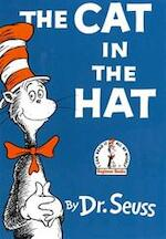The cat in the hat - Dr. Seuss (ISBN 9780394800011)