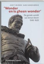 Wonder en is gheen wonder - Jozef T. Devreese, Guido Vanden Berghe (ISBN 9789058261748)