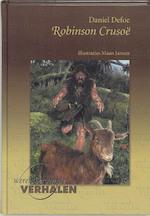 Robinson Crusoe - Daniël Defoe (ISBN 9789076268644)