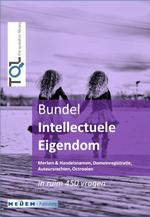 Bundel intellectuele eigendom (ISBN 9789491995118)