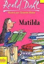 Matilda - Roald Dahl (ISBN 9782070576968)