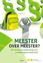 Meester over meester? (ISBN 9789033497308)
