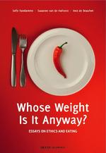 Whose Weight Is It Anyway? - Sofie Vandamme (ISBN 9789033483745)