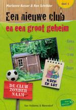 Een nieuwe club en een groot geheim - Marianne Busser (ISBN 9789047520665)