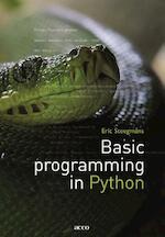 BasicpProgramming in Python