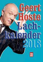 Lachkalender 2018 - Geert Hoste (ISBN 9789460015908)