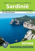 Rother wandelgids Sardinie - Walter Iwersen, Elisabeth van de Wetering (ISBN 9789038922355)